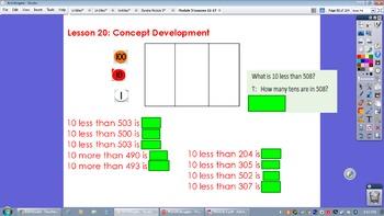 Eureka Math / Engage NY, Grade 2, Module 3, Lessons 11-21
