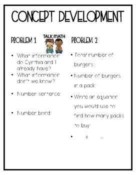 Eureka Math Grade 3 Mod 1 Lesson 5 Guided Notes