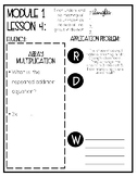 Eureka Math Grade 3 Module 1 (all lessons) Guided Notes