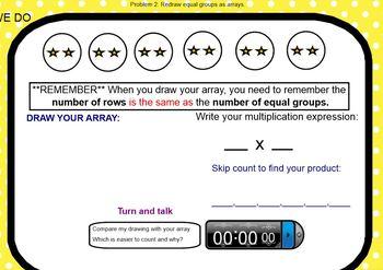 Eureka Math Grade 3 Module 1 Lesson 2
