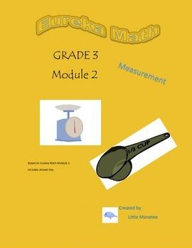Eureka Math Grade 3 Module 2 Practice Assessment