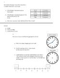 Eureka Math Grade 3 Module 2 Review Tents (Stations)