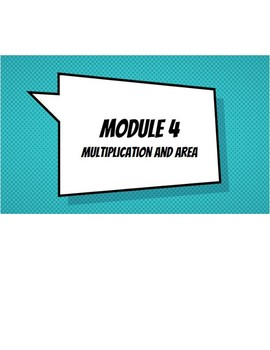 Eureka Math - Grade 3 - Module 4 End of Module Assessment Review