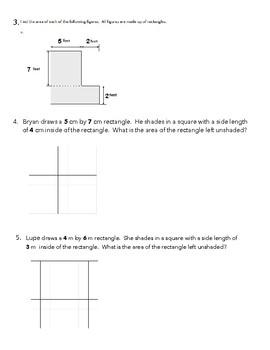 Eureka Math Grade 3, Module 4, Lesson 14 Extra Practice Sheet
