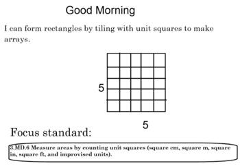 Eureka Math Grade 3 Module 4 Lesson 5