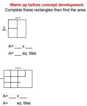 Eureka Math Grade 3 Module 4 Lesson 6