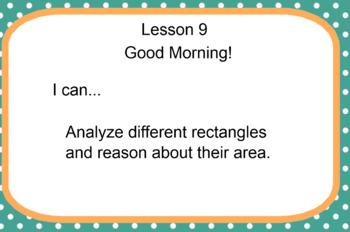 Eureka Math Grade 3 Module 4 Lesson 9