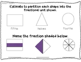 Eureka Math Grade 3 Module 5 Lesson 1-4 Activity Sheets