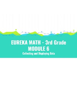 Eureka Math - Grade 3 - Module 6 End of Module Assessment Review