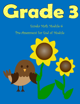 Eureka Math Grade 3 Module 6 Practice Assessment