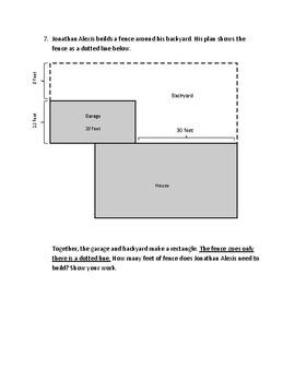 Eureka Math - Grade 3 - Module 7 Mid Module Assessment Review Spanish/English