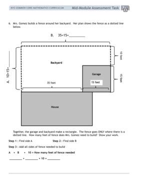 Eureka Math Grade 3 Module 7 Modifications Topics A-C (Lessons 1-13 )