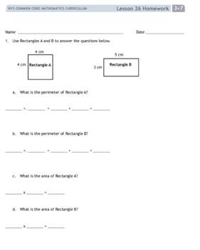 Eureka Math Grade 3 Module 7 Modifications Topics D-F (Lessons 18-32 )
