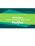 Eureka Math - Grade 3 - Modules 5 MMA Review Bilingual with Modifications