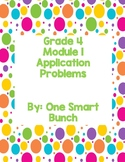 Eureka Math Grade 4 Module 1 Application Problems