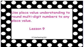 Module 1 Lesson 5-9 Eureka Math Grade 4
