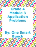 Eureka Math Grade 4 Module 3 Application Problems