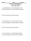 Eureka Math Grade 4 Module 3 Lesson 2 and 3 Practice Problems