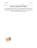 Eureka Math Grade 4 Module 5 Lessons 22-41 Application Problems
