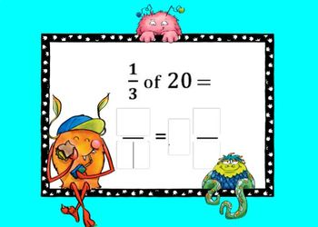 Eureka Math Grade 5 Module 4 Lesson 7 Multiply any Whole Number by a Fraction