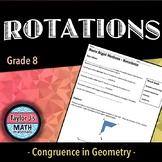 Rotations Worksheet