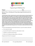 Eureka Math First Grade Module 3 Parent Progress Letter