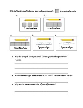 Eureka Math Grade One Module 3 Pretest
