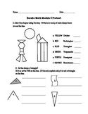 Eureka Math Grade One Module 5 Pretest
