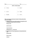 Eureka Math Great Minds Second Grade Module 1 End Module R