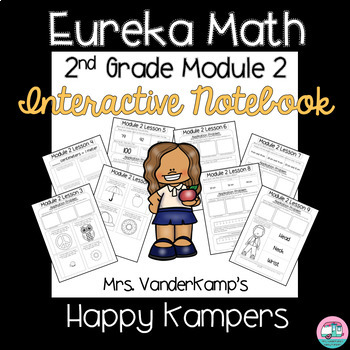 Eureka Math Interactive Notebook: GROWING BUNDLE