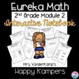 Eureka Math Interactive Notebook: Grade 2 Module 2