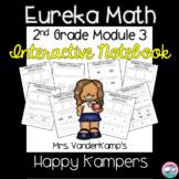 Eureka Math Interactive Notebook: Grade 2 Module 3