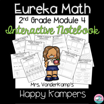 Eureka Math Interactive Notebook: Grade 2 Module 4