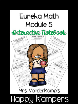 Eureka Math Interactive Notebook: Grade 2 Module 5
