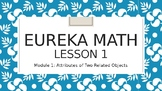 Eureka (Engage NY) Math Kindergarten Module 1 Lesson 1 ANIMATED Powerpoint
