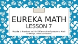 Eureka (Engage NY) Math Kindergarten Module 1 Topic C ANIMATED Lessons 7-11