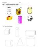 Eureka Math Kindergarten Module 2 Assessment