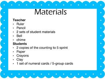 Eureka Math Kindergarten Module 4 Complete Set
