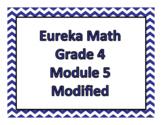Eureka Math Modified: Grade 4, Module 5