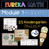 Eureka Math Module 1 Center Activities BUNDLE!
