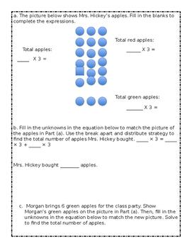 Grade 3 - Eureka Math Module 1 EOM Study Guide