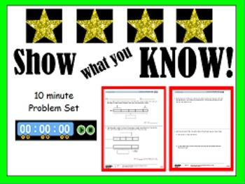 Eureka Math 3rd Grade Module 1 Flipcharts