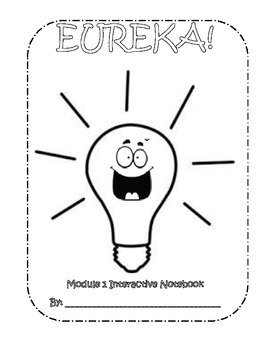 Eureka Math Module 1 Interactive Notebook