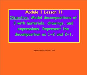 Eureka Math Module 1 Lessons 1-37