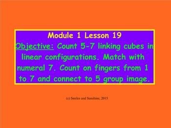 Eureka Math Module 1 Lessons 16-20