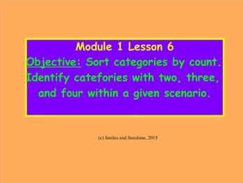 Eureka Math Module 1 Lessons 6-10