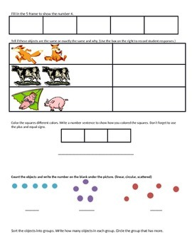 Eureka Math Module 1 Mid Module Assessment