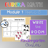 Eureka Math Module 1 Topic C Center Activity: Write the Room 1-5