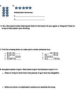Eureka Math Module 1 Topic C Study Guide