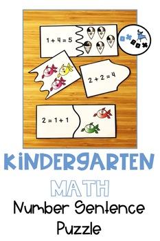 Eureka Math Module 1 Topic D Center Activity: Number Sentence Puzzles